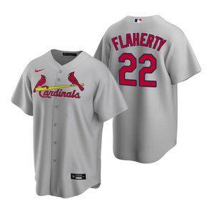 St. Louis Cardinals #22 Jack Flaherty Jersey